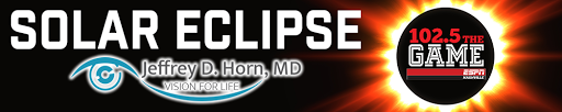 Five Tips and Tricks for Safely Looking into the Sun, solar eclipse, vision for life, jeffrey d. horn md, nashville, tn